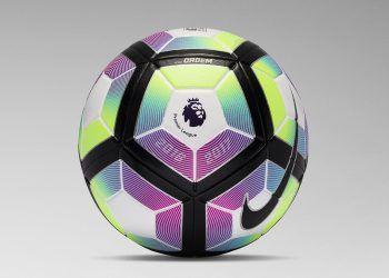 Balón oficial Ordem 4 de la Premier League de Inglaterra | Foto Nike