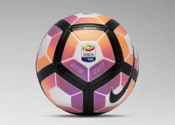 Balón oficial Ordem 4 de la Serie A de Italia | Foto Nike
