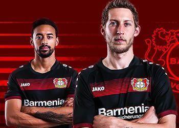 Nueva casaca del Bayer 04 | Foto Web Oficial