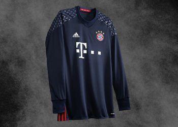 Nueva casaca de arquero del Bayern | Foto Adidas