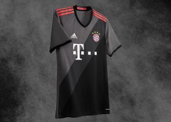 Nueva casaca del Bayern | Foto Adidas
