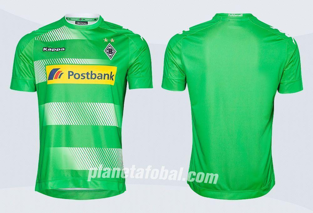 Nueva casaca del Borussia Mönchengladbach | Imágenes Web Oficial