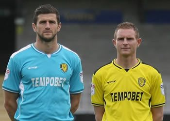 Camisetas del Burton Albion | Foto Web Oficial