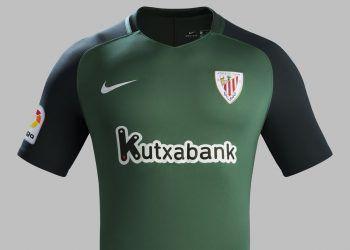 Camiseta suplente del Athletic Club de Bilbao | Foto Nike