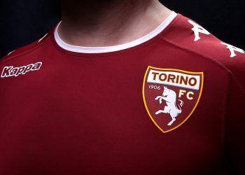 Camiseta titular del Torino FC para 2016/2017 | Imagen Kappa