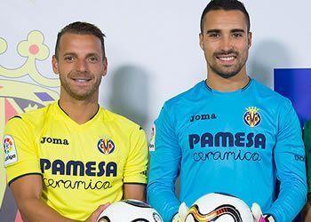 Nuevas camisetas Joma del Villarreal CF para 2016/2017 | Foto web oficial