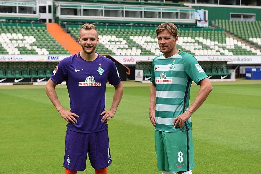 Camisetas Nike del Werder Bremen para 2016/2017 | Imagen web oficial
