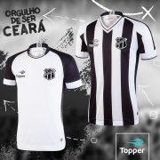 Nuevas camisetas del Ceará SC para 2016/2017   Imágenes Topper