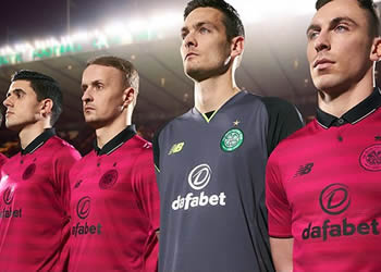 Tercera camiseta New Balance del Celtic Glasgow para 2016/2017 | Foto New Balance