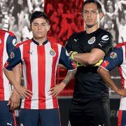 Nueva camiseta de las Chivas | Foto Puma