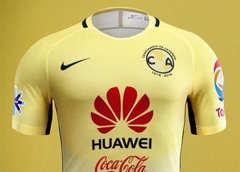 Nueva casaca del Club América | Foto Nike