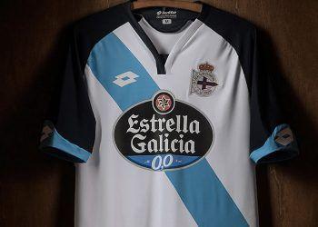 Nueva casaca del Deportivo | Foto Web Oficial