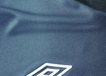 Nueva camiseta del Derby County | Foto Umbro