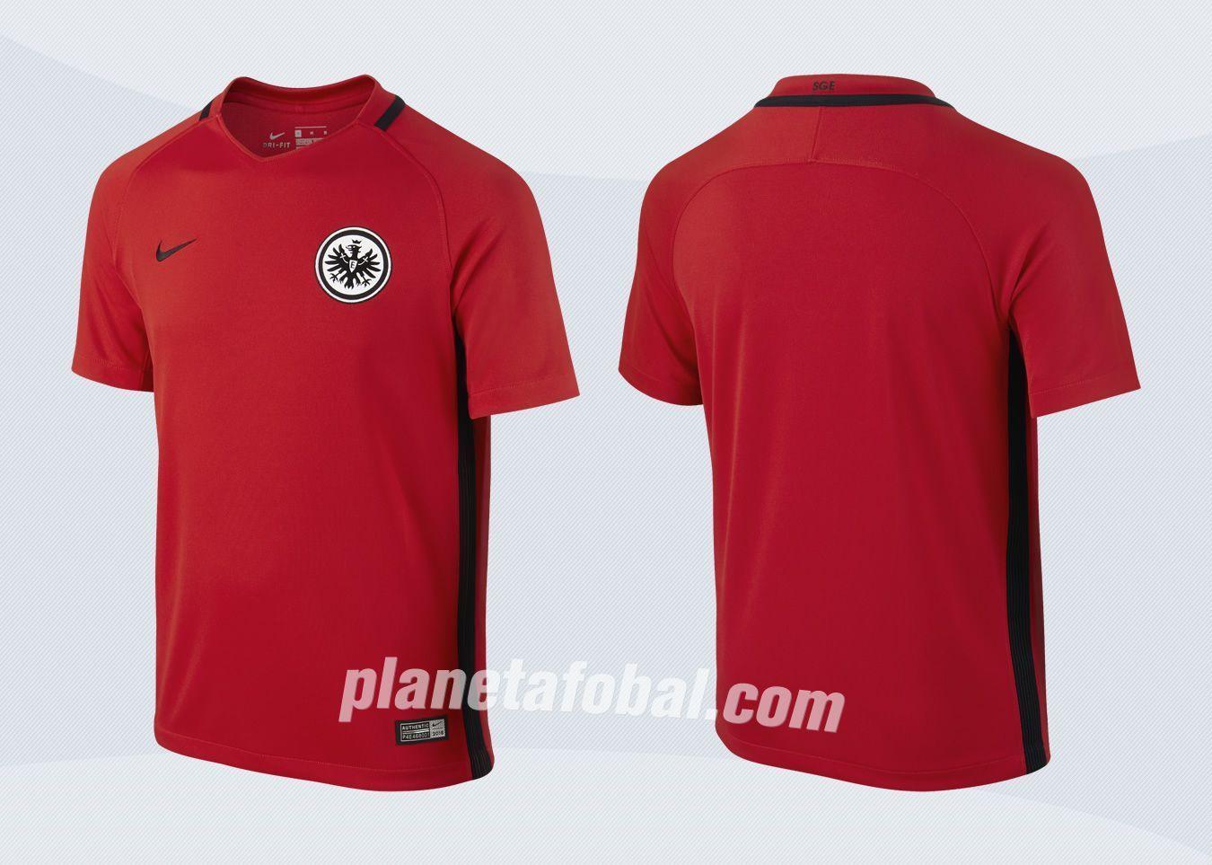 Camiseta suplente | Imágenes Nike