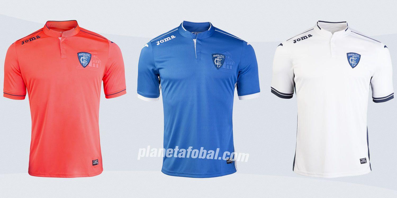 Camisetas del Empoli FC | Imágenes Joma