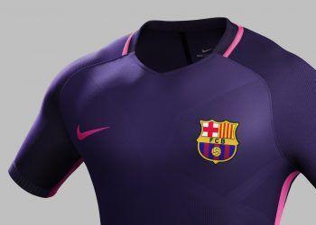 Nueva camiseta del Barcelona | Foto Nike