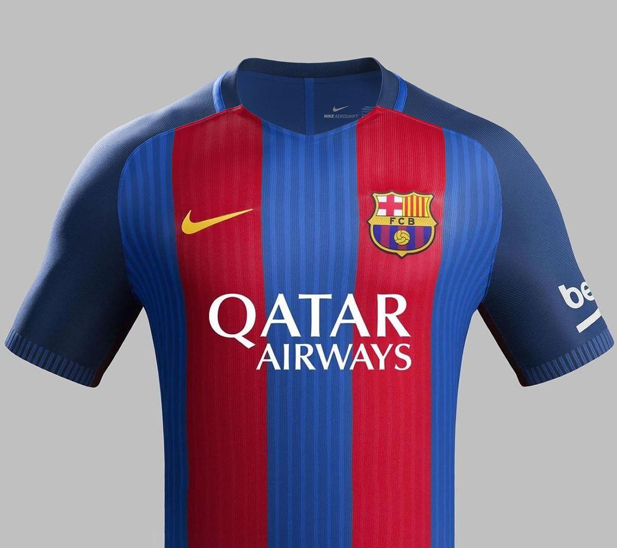 Qatar Airways seguirá al frente de la casaca | Foto Web Oficial