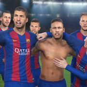 Trailer del PES 2017 con el Barcelona | Foto Konami