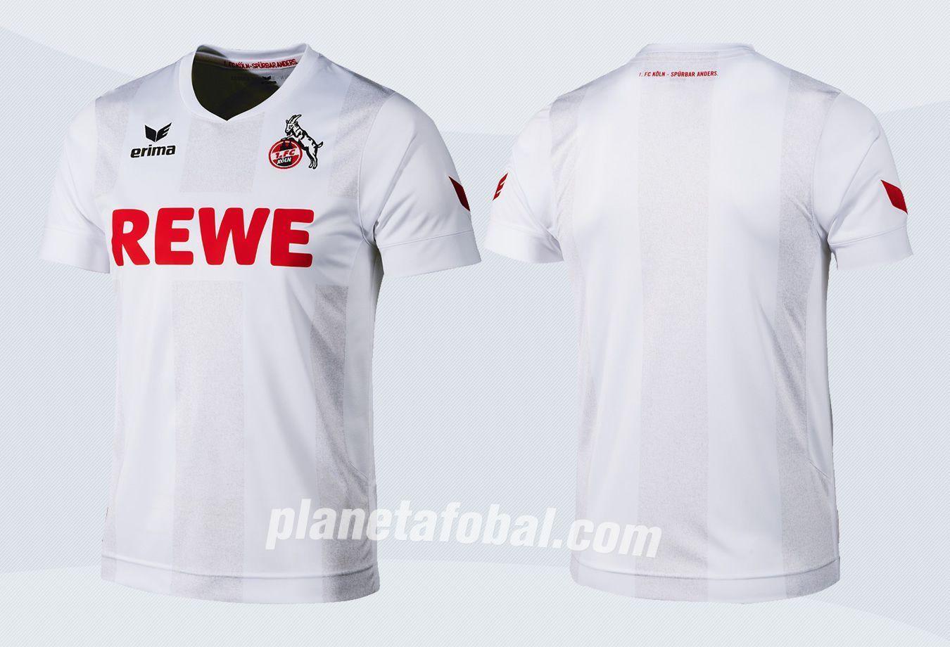 Camiseta titular | Imágenes Web Oficial