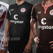 Nueva casacas del St. Pauli | Foto Twitter Oficial