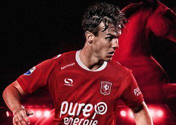 Nueva casaca del FC Twente | Foto Web Oficial