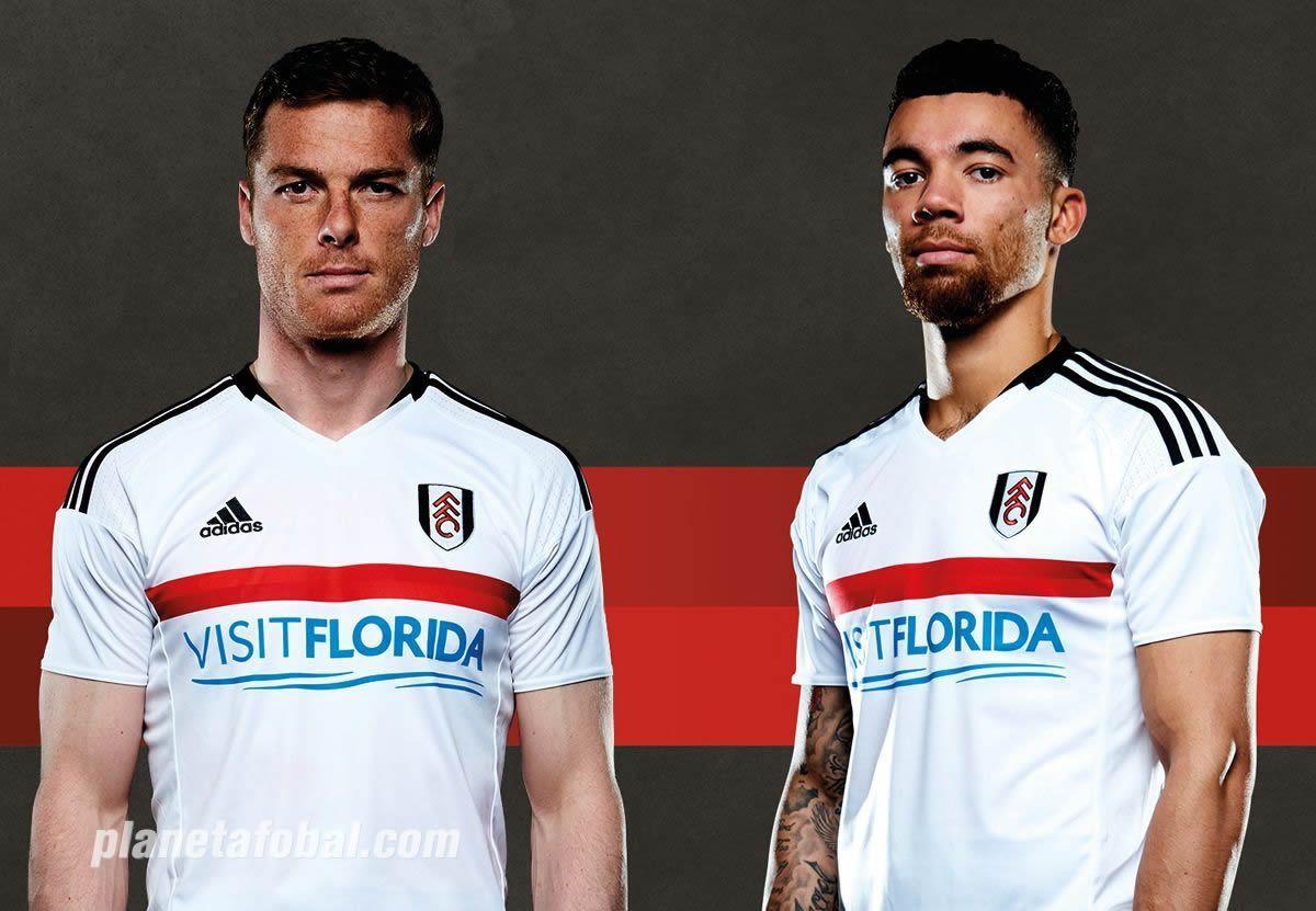 Nueva camiseta titular del Fulham | Foto Web Oficial