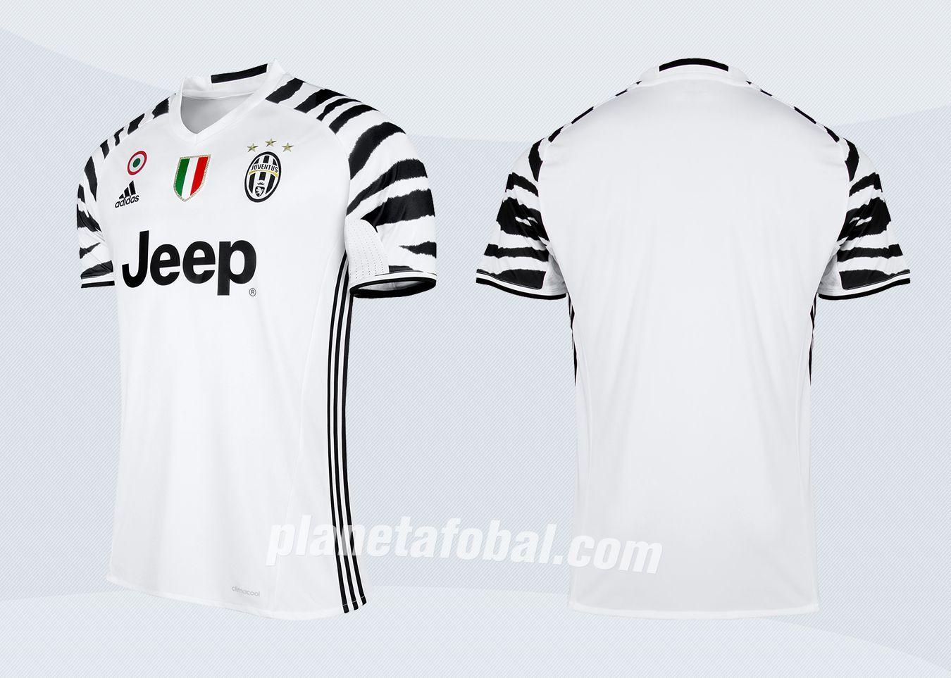 Tercera camiseta de la Juventus | Imágenes Web Oficial