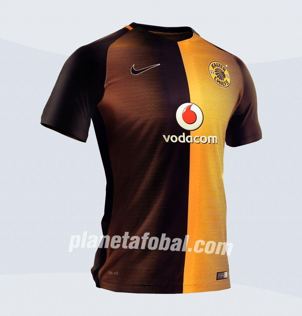 Camiseta suplente del Kaiser Chiefs | Foto Web Oficial