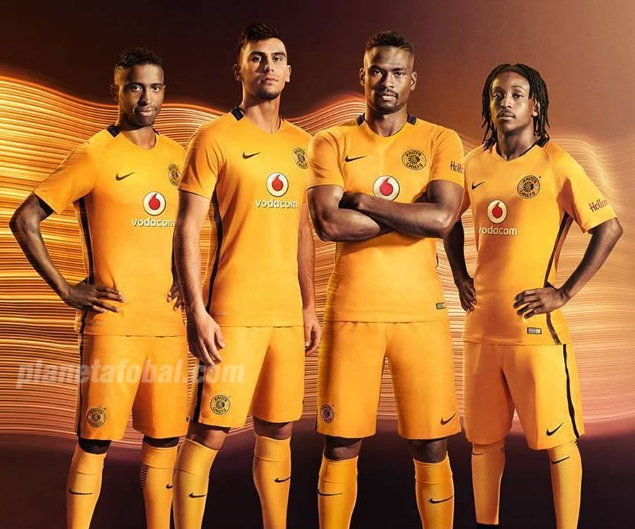 Nueva camiseta del Kaiser Chiefs | Foto Web Oficial