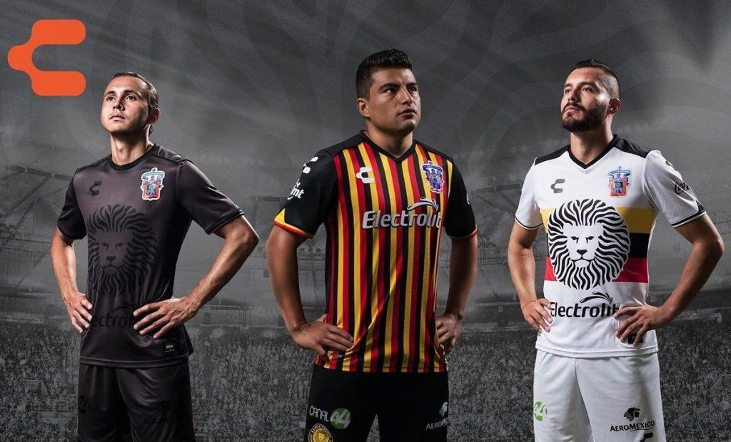 camisetas futbol mexicano 2017