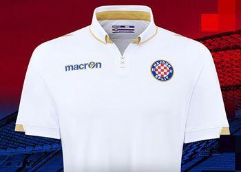Casaca titular del Hajduk Split | Foto Web Oficial