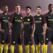 Nueva camiseta del Manchester City   Foto Nike
