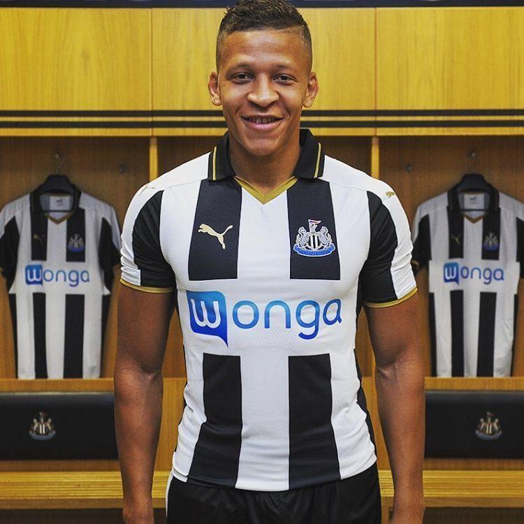 Nueva casaca del Newcastle | Foto Web Oficial