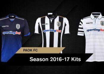 Nuevas camisetas del PAOK | Imágenes Web Oficial