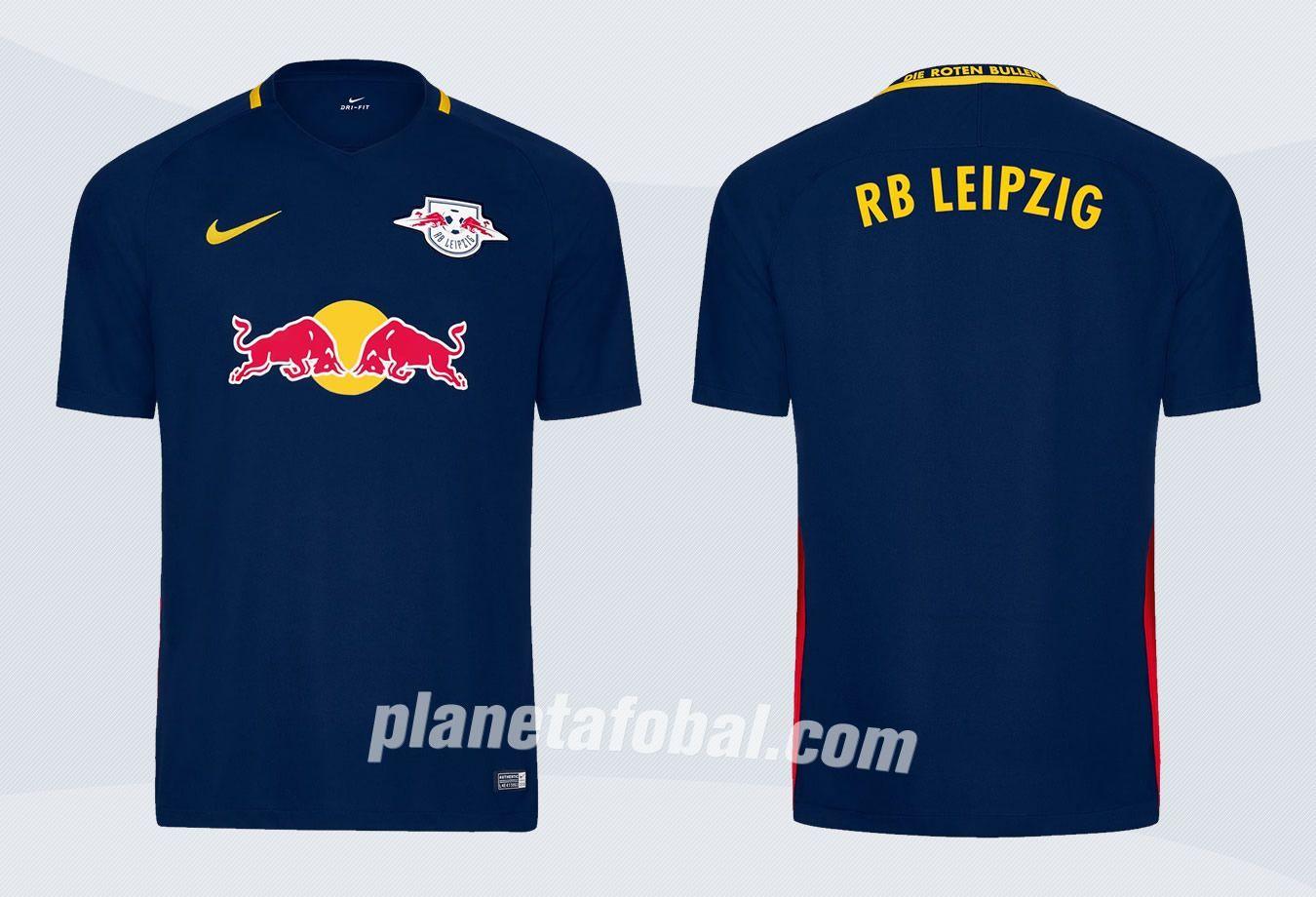 Camiseta suplente del RB Leipzig | Imágenes Web Oficial