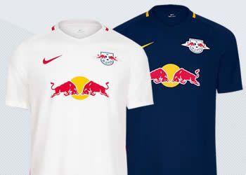 Nuevas camisetas del Leipzig | Imágenes Web Oficial