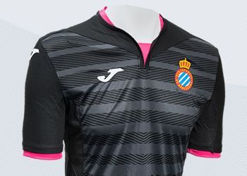 Tercera camiseta del Espanyol | Imágenes Twitter Oficial