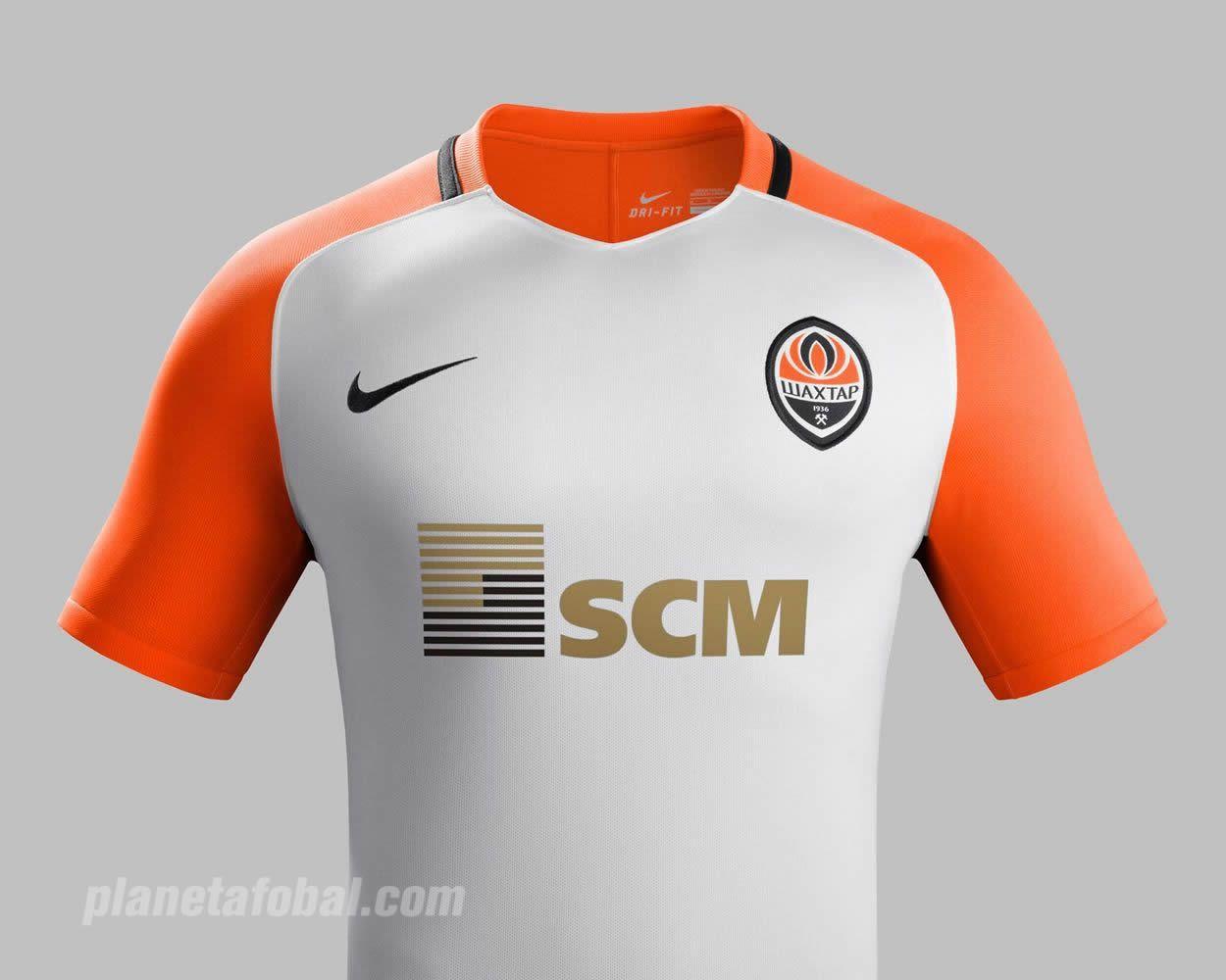 Nueva casaca del FC Shakhtar | Foto Web Oficial