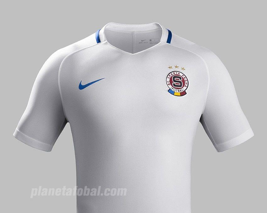 Camiseta suplente del Sparta Praha | Foto Web Oficial