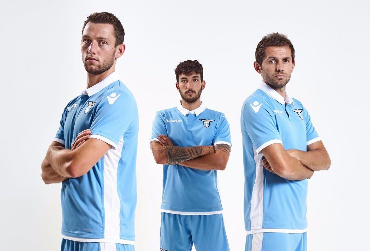 Nueva casaca de la Lazio | Foto Web Oficial
