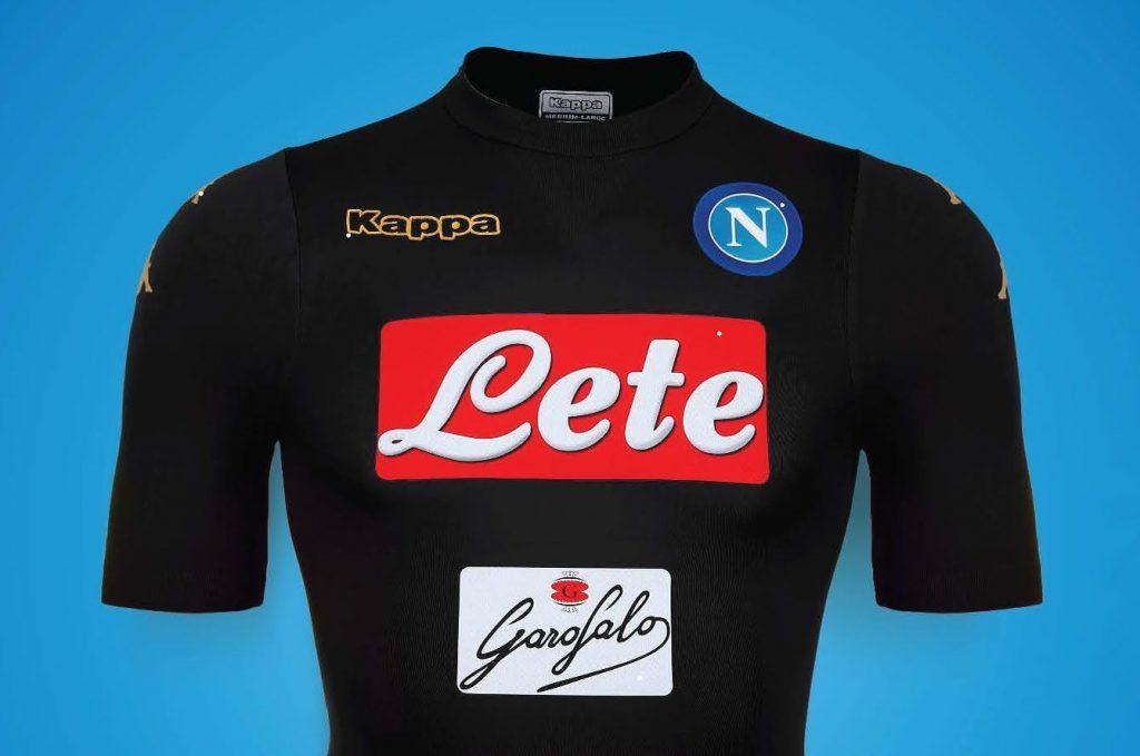 Camiseta Napoli 2017