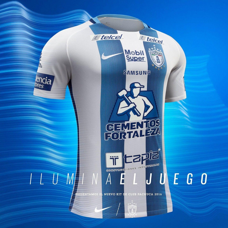 Nueva camiseta de los Tuzos | Foto Facebook Oficialº