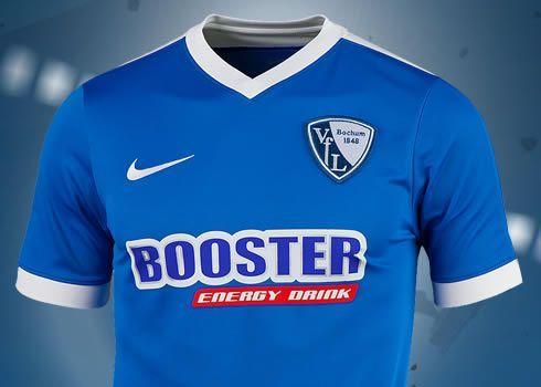 Nuevas camisetas del Bochum | Foto Web Oficial