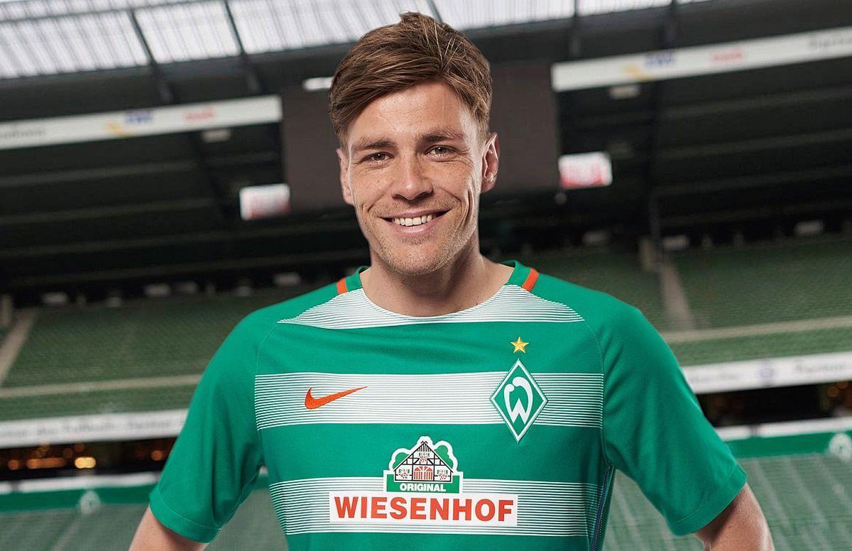 Casaca titular del Werder Bremen | Foto Web Oficial