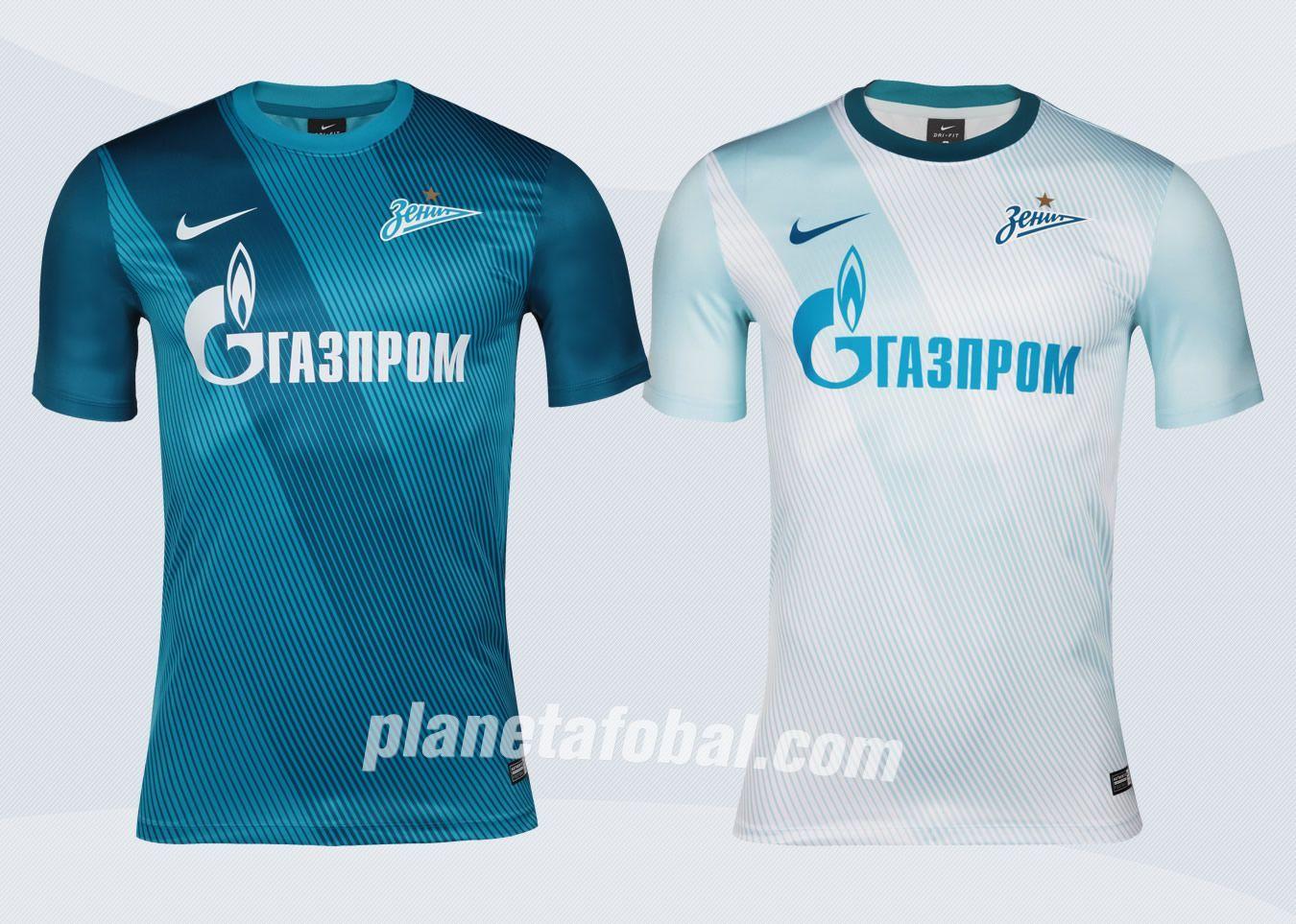 Camisetas del Zenit | Imágenes Web Oficial