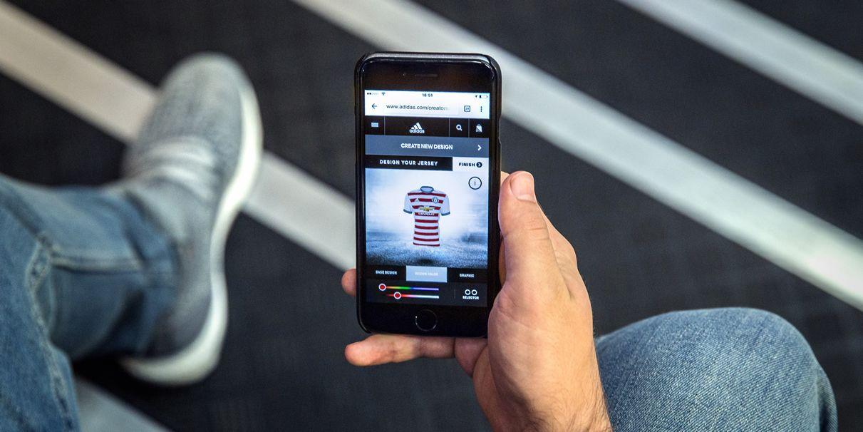 Adidas presentó el Creator Studio