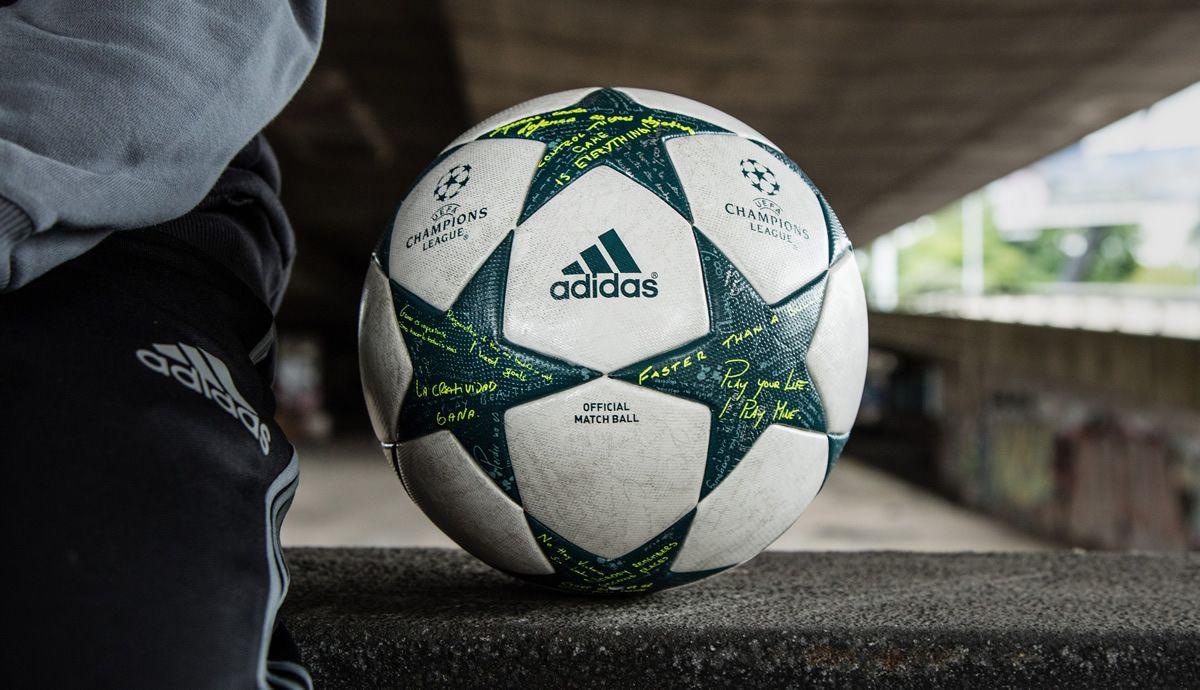 Nueva pelota para los grupos de la Champions | Foto Adidas