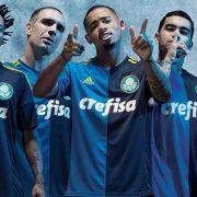 Tercera casaca del Palmeiras | Foto Web Oficial
