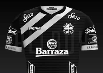 Nueva camiseta de All Boys   Foto Web Oficial