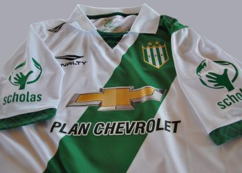 La nueva camiseta de Banfield | Foto Twitter Oficial